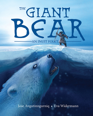 The Giant Bear Cover