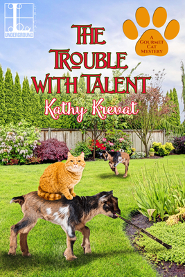 The Trouble with Talent Cover Image