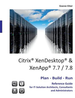 Citrix Xendesktop & Xenapp 7.7/7.8 Cover Image