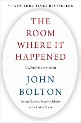 Cover for The Room Where It Happened