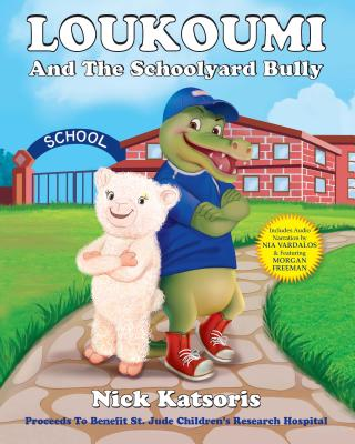 Loukoumi and the Schoolyard Bully Cover