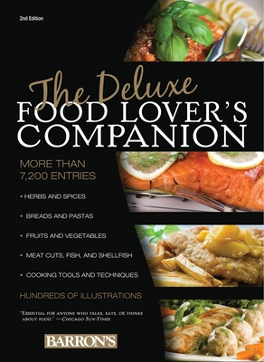 The Deluxe Food Lover's Companion Cover Image