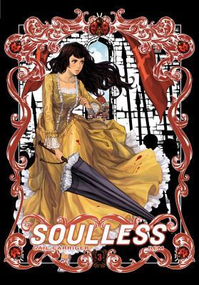 Soulless: The Manga, Vol. 3 (The Parasol Protectorate (Manga) #3) Cover Image