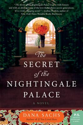 The Secret of the Nightingale Palace Cover Image