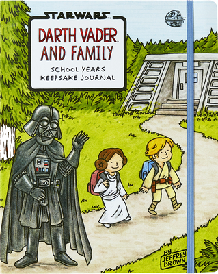 Star Wars: Darth Vader and Family School Years Keepsake Journal Cover Image