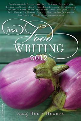 Best Food Writing Cover