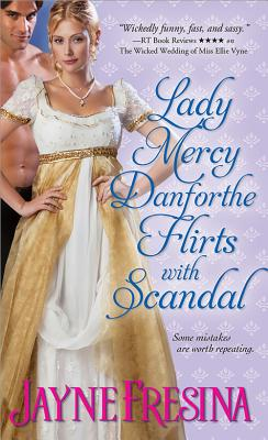 Lady Mercy Danforthe Flirts with Scandal Cover