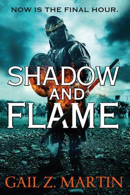 Shadow and Flame (The Ascendant Kingdoms Saga #4) Cover Image