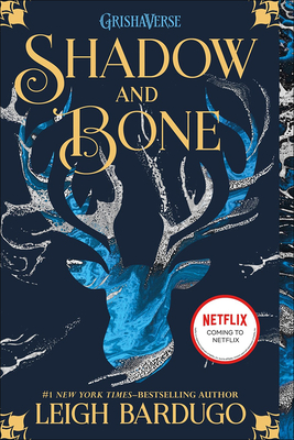 Shadow and Bone (Grisha Trilogy #1) cover