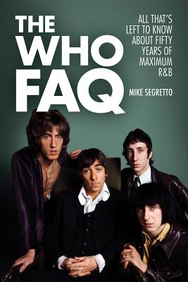 The Who FAQ Cover