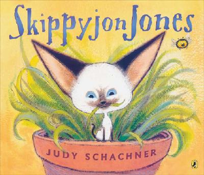 Skippyjon Jones Cover