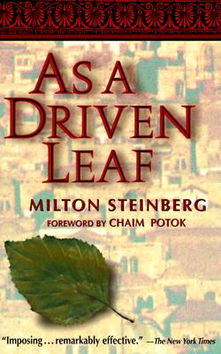 As a Driven Leaf Cover Image