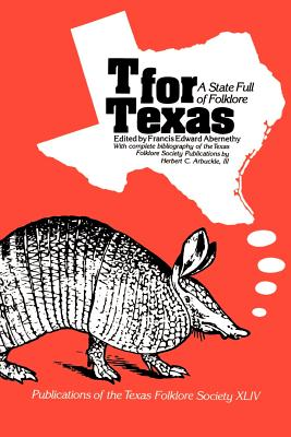 Cover for T for Texas