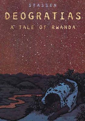 Deogratias, A Tale of Rwanda Cover Image