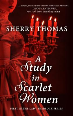 A Study in Scarlet Women (Lady Sherlock #1) Cover Image