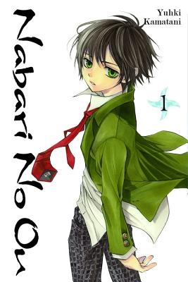 Nabari No Ou, Vol. 1 Cover