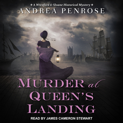 Murder at Queen's Landing (Wrexford & Sloane Mystery #4) Cover Image