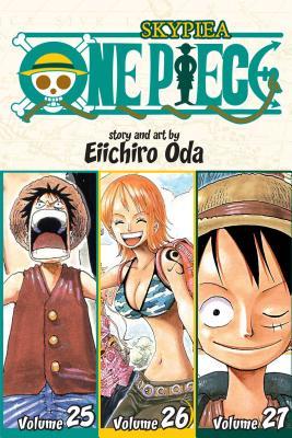 One Piece (Omnibus Edition), Vol. 9 Skypeia 25-26-27 cover image
