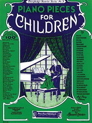 Piano Pieces for Children: Everybody's Favorite Series No. 3 Cover Image