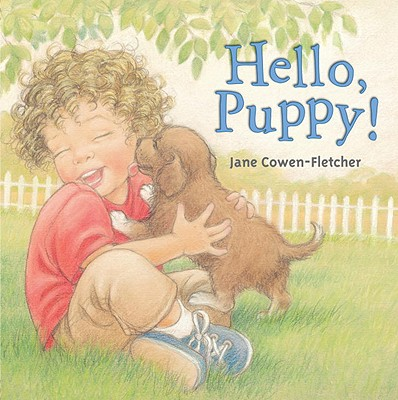 Hello, Puppy! Cover Image