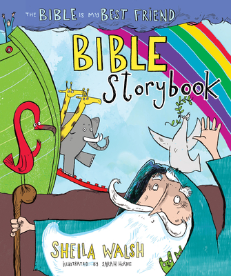 The Bible Is My Best Friend Bible Storybook Cover