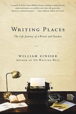 Writing Places: The Life Journey of a Writer and Teacher Cover Image