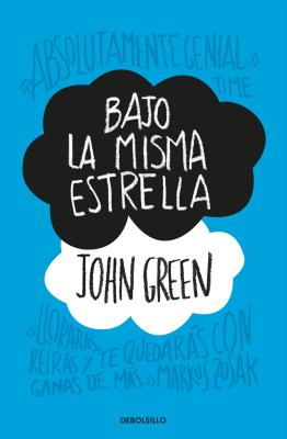 Bajo la misma estrella / The Fault in Our Stars Cover Image