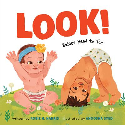 Cover for Look!