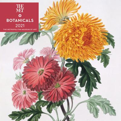 Botanicals 2021 Wall Calendar Cover Image