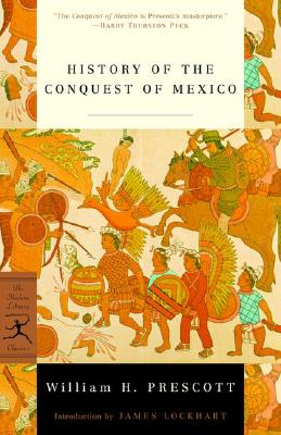 History of the Conquest of Mexico Cover Image