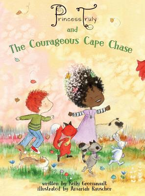 Princess Truly and the Courageous Cape Chase Cover Image