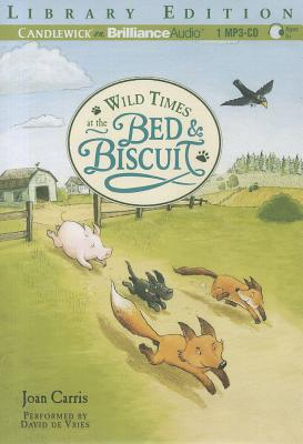 Wild Times at the Bed & Biscuit Cover Image