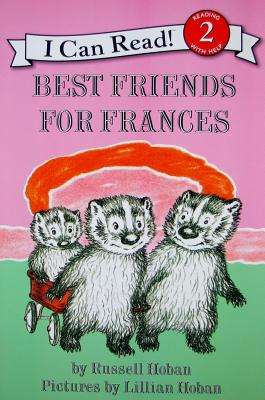 Cover for Best Friends for Frances (I Can Read Level 2)