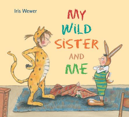 My Wild Sister and Me Cover