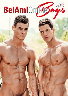 Bel Ami Online Boys 2021 Cover Image