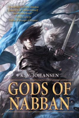 Cover for Gods of Nabban (Gods of the Caravan Road #4)
