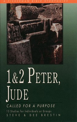 1 & 2 Peter, Jude: Called for a Purpose Cover Image
