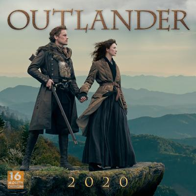 2020 Outlander 16-Month Wall Calendar: By Sellers Publishing Cover Image