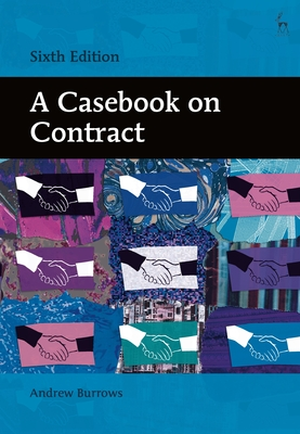A Casebook on Contract: (Sixth Edition) Cover Image