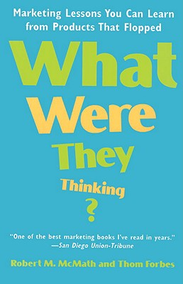 What Were They Thinking? Cover