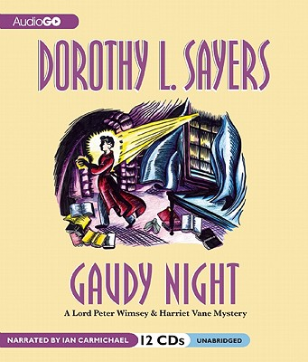 Gaudy Night (Lord Peter Wimsey Mysteries with Harriet Vane) Cover Image