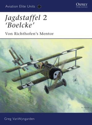 Jagdstaffel  2 Boelcke Cover