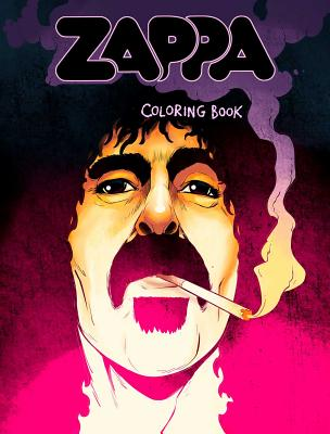 Frank Zappa Coloring Book: by Fantoons Cover Image