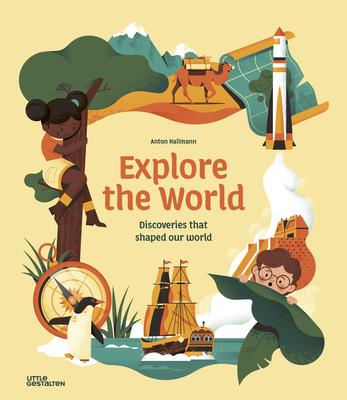 Explore the World cover