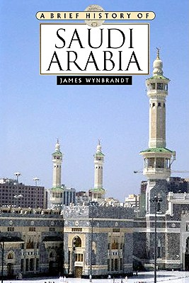 A Brief History of Saudi Arabia Cover Image
