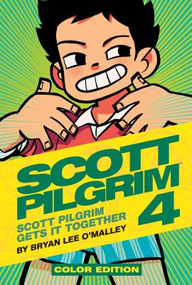 Cover for Scott Pilgrim 04: Scott Pilgrim Gets it Together