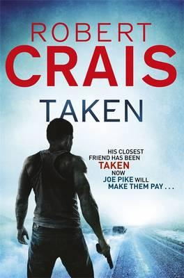 Taken. Robert Crais Cover Image