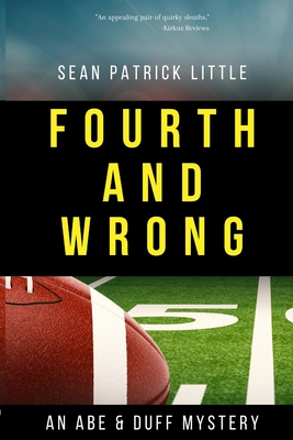 Cover for Fourth and Wrong
