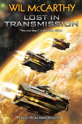 Lost in Transmission Cover Image