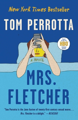 Mrs Fletcher cover image